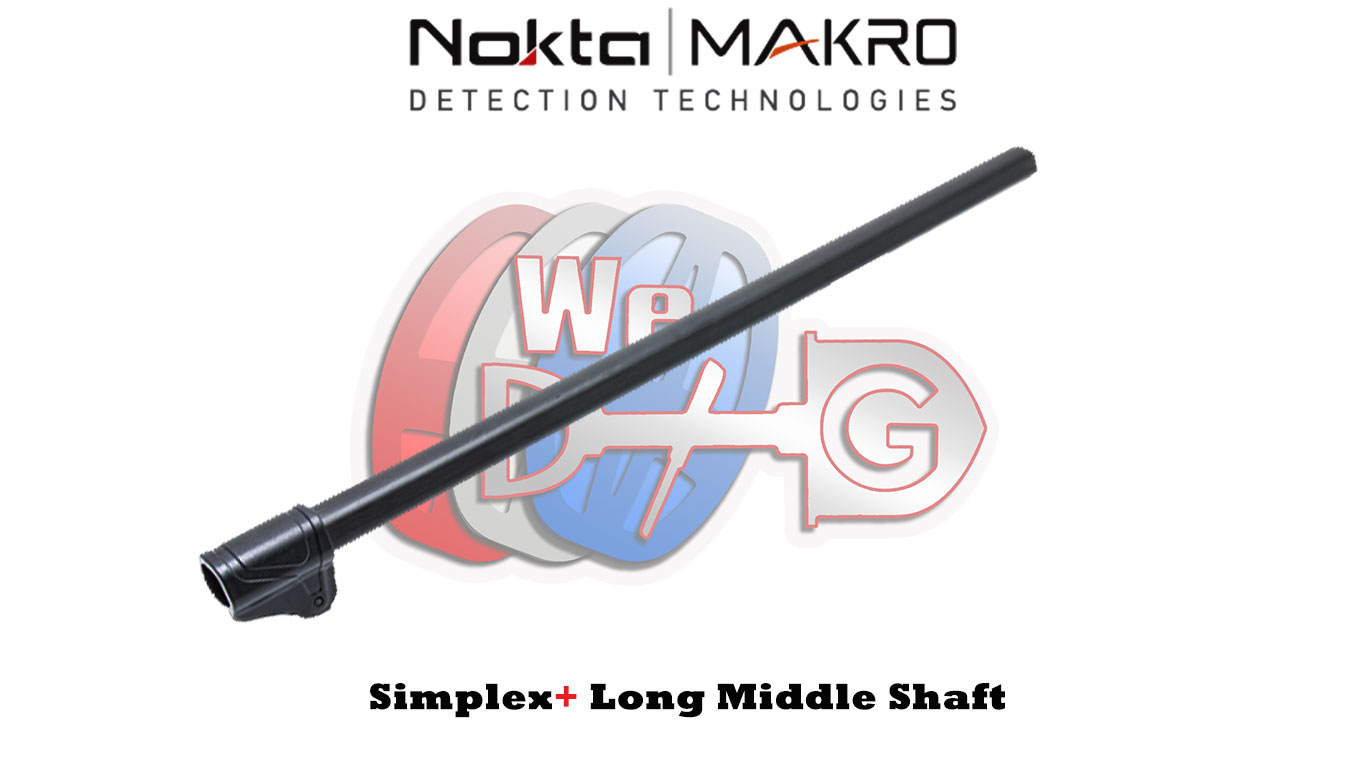 Simplex+ Long Middle Shaft