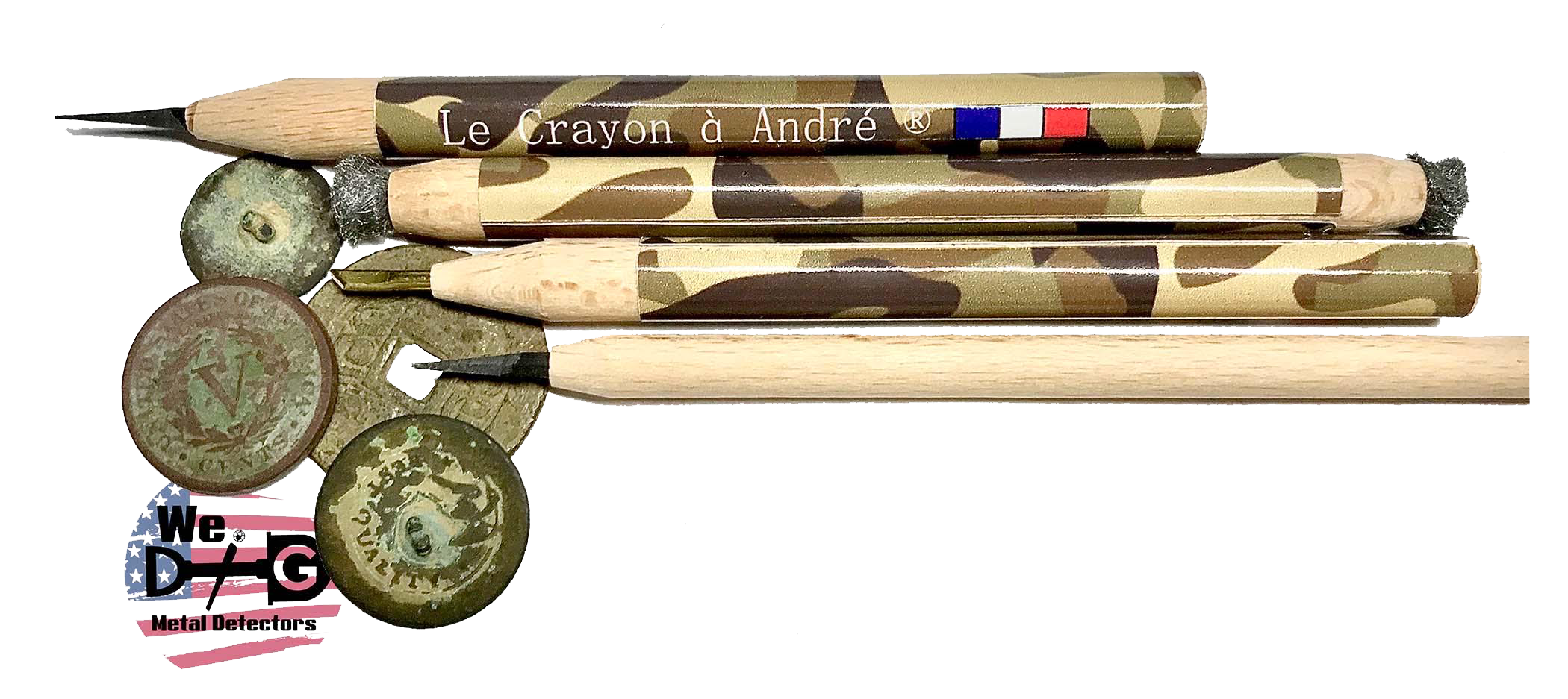 Andre'  Restoration Pencils