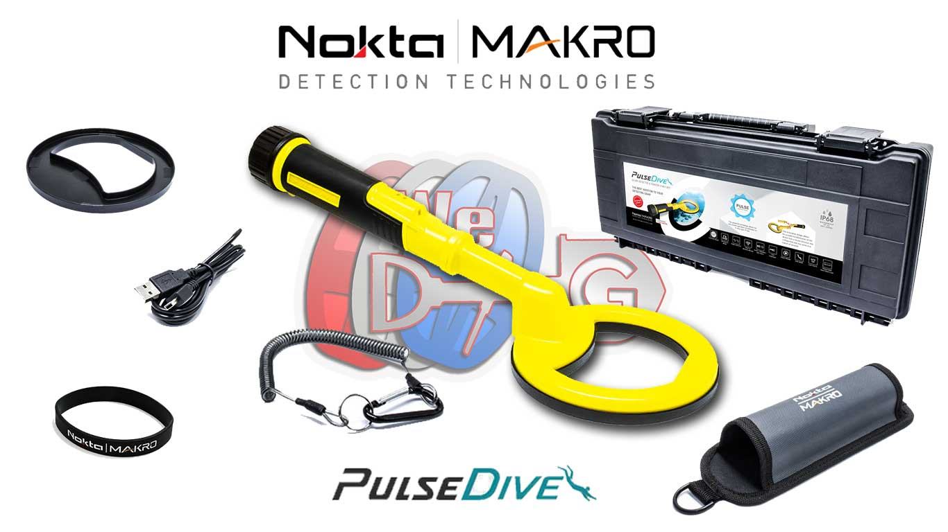 PulseDive 2-in-1 Set (Yellow)