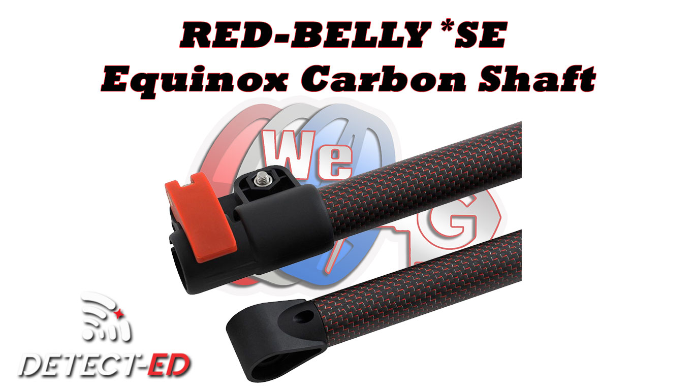 Red-Belly *SE Equinox Carbon Shaft