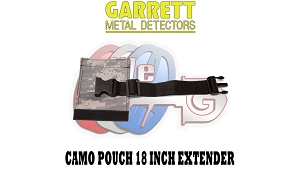 CAMO POUCH 18 INCH EXTENDER