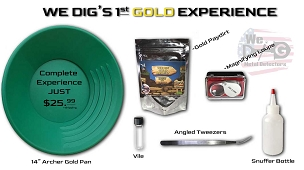 We Dig's 1st GOLD Experience