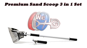 Sand Scoop 3 in 1 Set