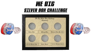 We Dig Silver Box Challenge