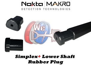 Simplex+ Lower Shaft Rubber Plug