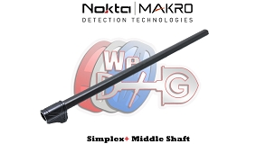 Simplex+ Middle Shaft